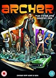 Archer: The Complete Season 1 [DVD] [Edizione: Regno Unito]
