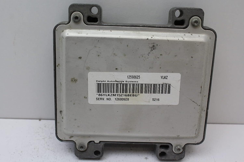 Finally resale Sales start Saturn 05 06 Relay 12600928 Computer EC ECU Engine Brain Control