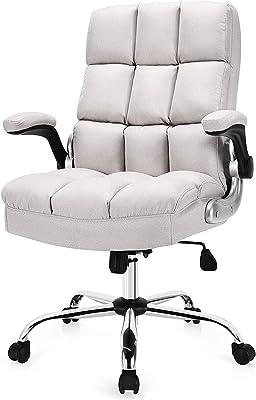 Giantex Home Office Chair, Beige