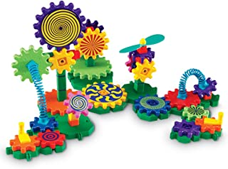 Learning Resources Gears! Gizmos Building Set, Construction Toy, 83 Piece, Ages 3+