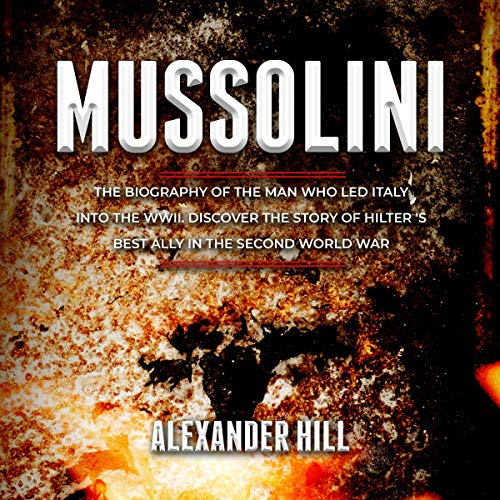 Mussolini cover art
