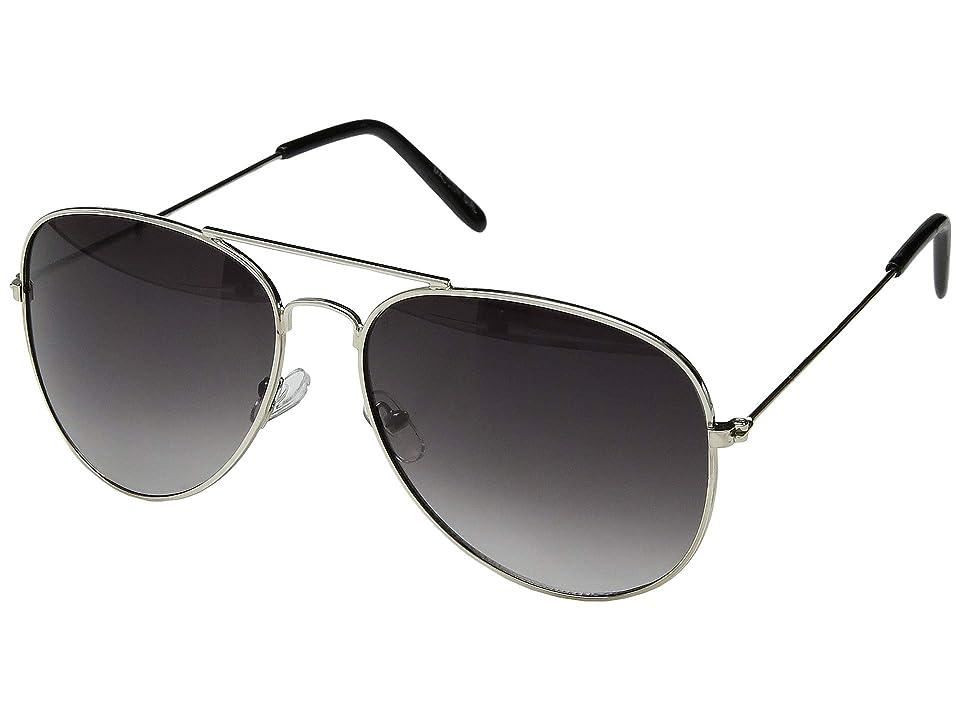 Steve Madden Madden Girl MG492103 (Silver) Fashion Sunglasses