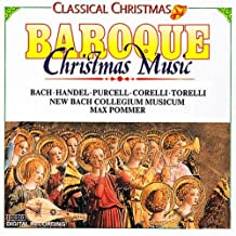 baroque holiday music