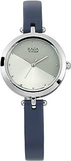Titan Viva Analog Grey Dial Women's Watch-2606SL01