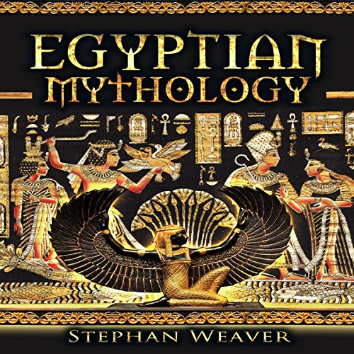 Egyptian Mythology audiobook cover art
