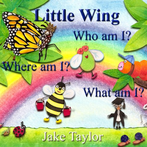 Little Wing audiobook cover art