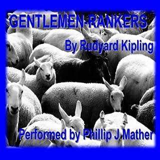 Gentlemen-Rankers audiobook cover art