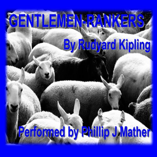 Gentlemen-Rankers audiobook cover art