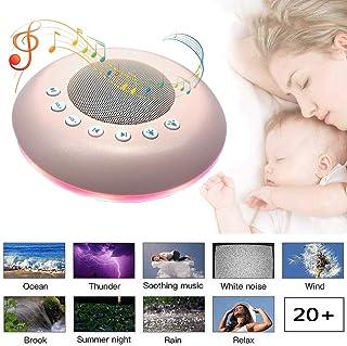 DULEE White Noise Machine Babyschlaf Schnuller Baby Shusher Wei/ßes Rauschen Schlafhilfe