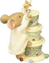 Enesco Heart of Christmas O Tannen Bobbin Hanging Ornament, Multicolor