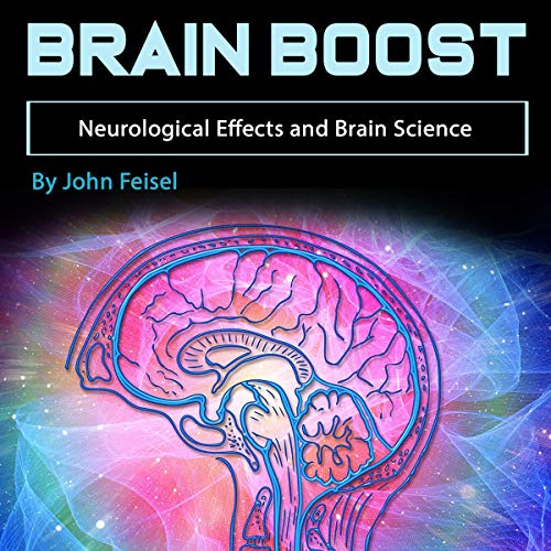 Brain Boost audiobook cover art