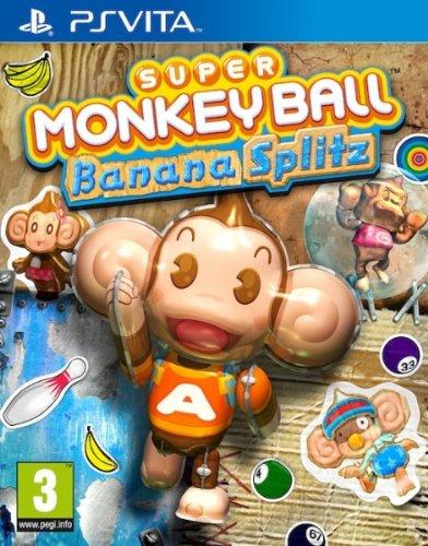 Halifax Super Monkey Ball - Juego (PS Vita, PlayStation Vita, Rompecabezas, E (para todos))