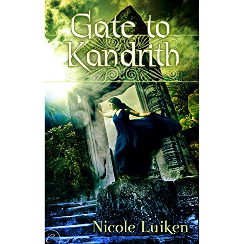 Gate to Kandrith audiobook cover art