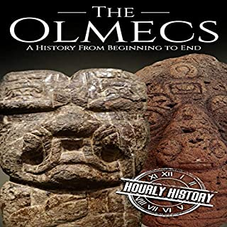 The Olmecs cover art