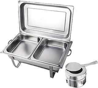 Mejor Chafing Dish Buffet Set de 2020 - Mejor valorados y revisados