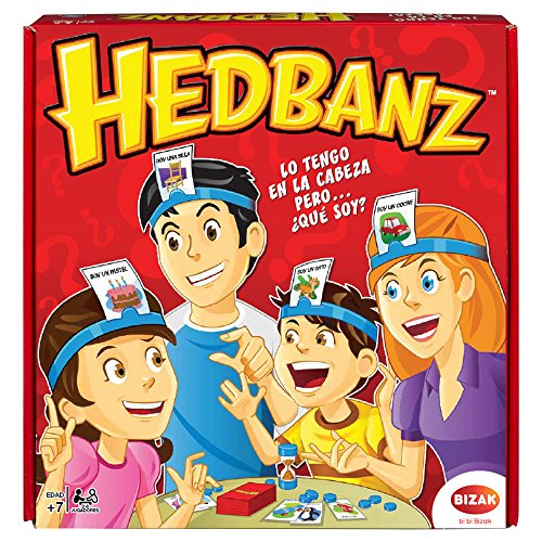 Juegos Bizak Headbanz Adivina que Pienso (BIZAK 61924297)