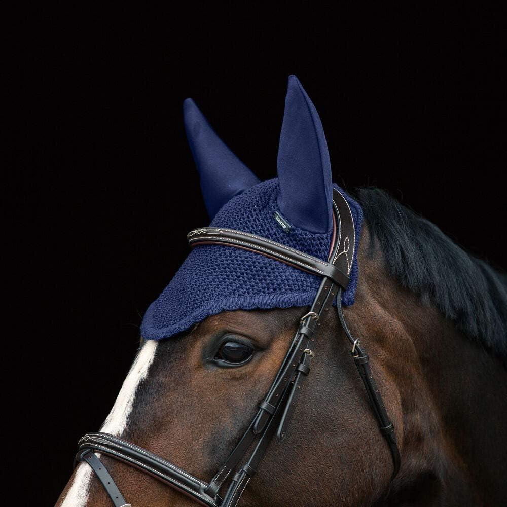 Black Harry/'s Horse Harry/'s Horse Silencer Noise Reducing Ear Bonnet