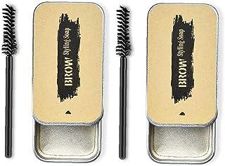 Wenkbrauw Zeep Wild Wenkbrauw Styling Shaping Wax Kleurloze Waterdichte Natuurlijke Wenkbrauw Crème Wax Brow Aanpassing Ge...