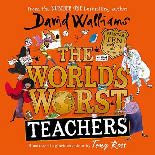 The World's Worst Teachers cover art