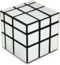 ShengShou 3 x 3 Mirror Cube Puzzle, Silver