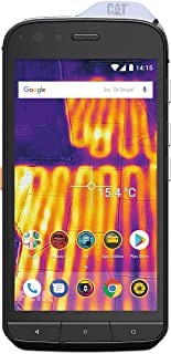 "Cat S61 5.2"" SIM Doble 4G 4GB 64GB 4500mAh Negro - S"