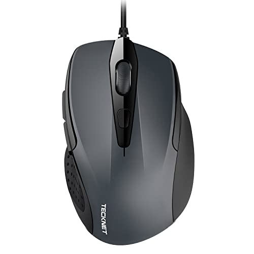 Wired Mouse Windows 10: Amazon com