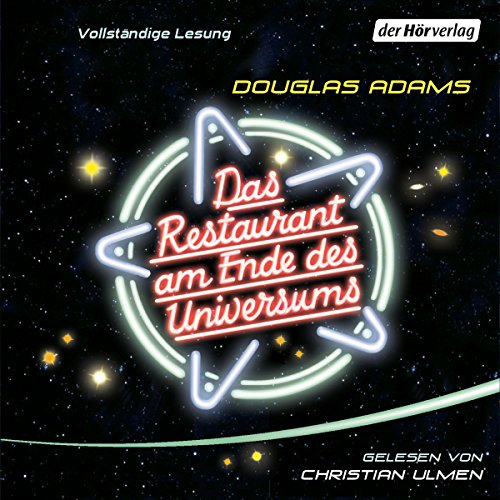 Das Restaurant am Ende des Universums cover art
