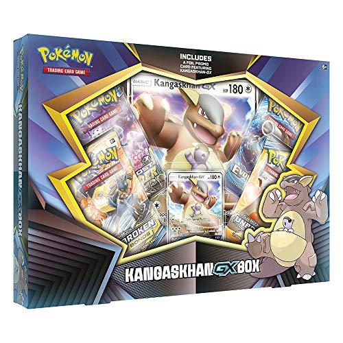 Pokémon POK80625 TCG: Kangaskhan-GX Box, verschillende kleuren