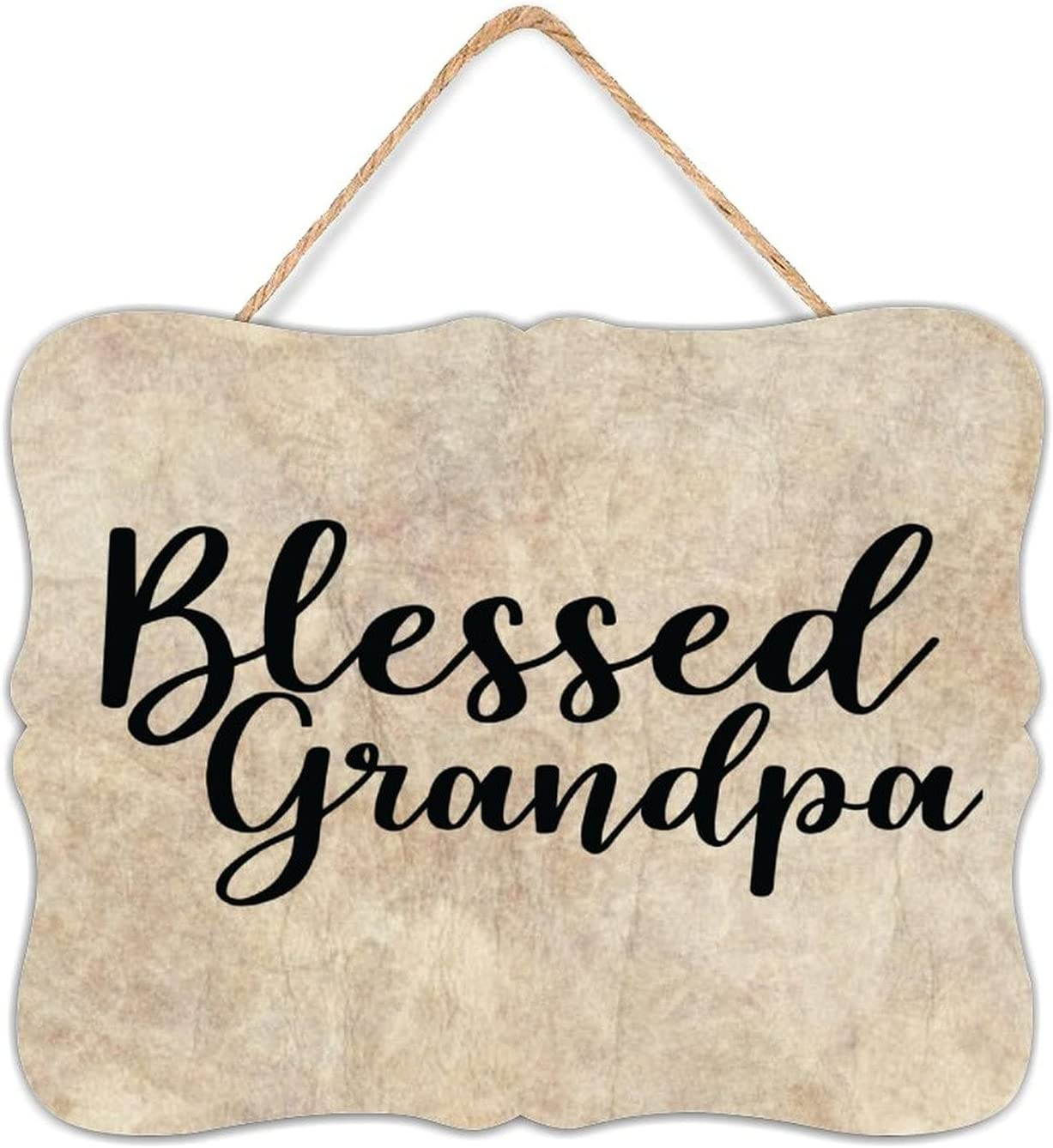 Free Shipping Cheap Bargain Gift 8X10 Inch 20 X 25 Cm Rustic Wall Wood Sign Inventory cleanup selling sale Blesse Home Decor
