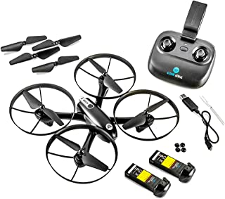 Altair Falcon AHP - Drone with Camera for Beginners, Live Video 720p, 2 Batteries & Autonomous Hover & Positioning System Easy to Fly, FPV, Custom Routes, Lincoln, NE Company.