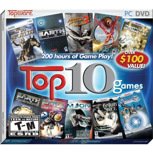 Top 10 Games - Windows