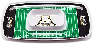 NCAA Melamine Chip and Dip Tray