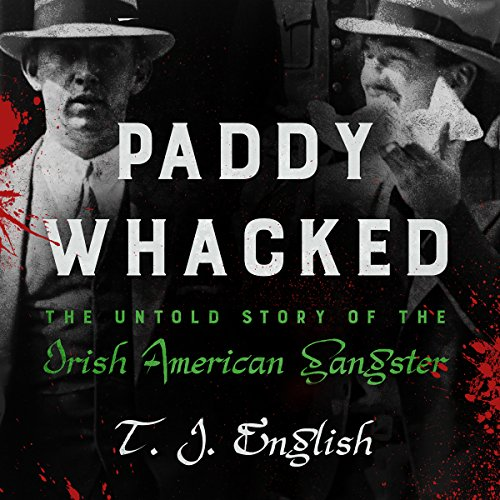 Paddy Whacked audiobook cover art