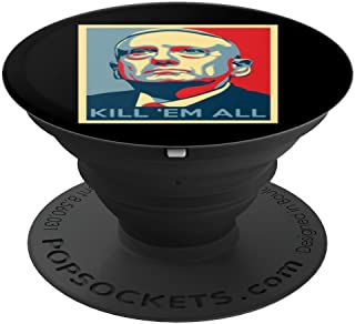 General Mattis Patron Saint of Chaos - PopSockets Grip and Stand for Phones and Tablets