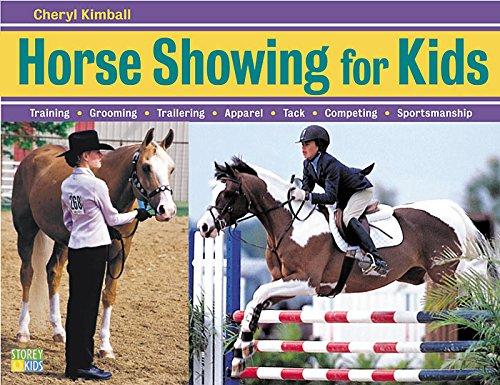 Horse Showing & Training