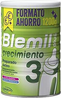 Blemil Plus 3 Crecimiento - Preparado lácteo para bebés a partir de 12 meses - 1200g