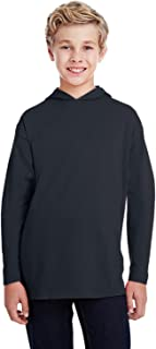 Best youth long sleeve hooded t-shirt Reviews