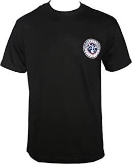 Club Red Chris Kyle Frog Foundation Men's Kryptek GCF T-Shirt Black