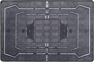 Jhgsjnsf Rainbow Frost Six Siege Carpet 36 X 24 in & 72 X 48 in Door Mat Entrance Mat Floor Mat Rug Indoor/Outdoor/Front Door/Bathroom Mats Rubber Non Slip