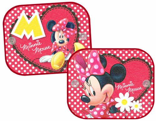 Disney - MI-SAA-010 - Parasol pour Minnie Mouse - 36 x 44 cm - Pack de 2