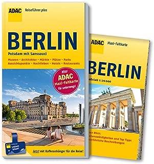 ADAC Reiseführer plus Berlin: mit Maxi-Faltkarte zum Herausnehmen