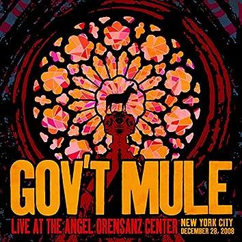 Live at the Angel Orensanz Center, New York City, NY, December 28, 2008