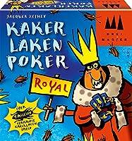 Kakerlakenpoker Royal, Drei Magier Kartenspiel: Spieldauer: 15-25 min / Spieler: 2-6