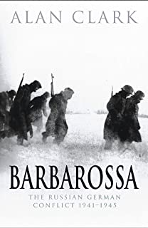 Barbarossa : The Russian German Conflict, 1941-45 (Cassell Military Paperbacks)