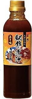 徳造丸 秘伝の煮汁 みそ味 500ml