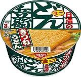 どん兵衛 きつねうどん ミニ 42g ×12食 [西日本向け]