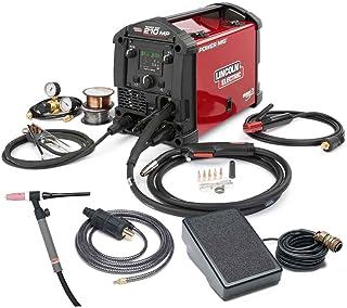 Lincoln Electric POWER MIG 210 MP Multi-Process Welder TIG One-Pak - K4195-2