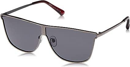 تيفاني نظارة شمسية نمط مربع للنساء - رمادي , MT8411-C2-91