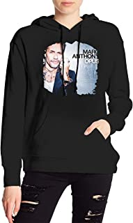 Marc Anthony Womens Sweaters Black