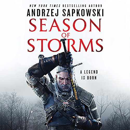 Couverture de Season of Storms